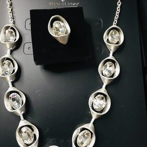 Traci Lynn Necklace & Ring Set